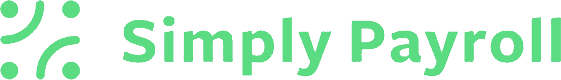 simply payroll logo green